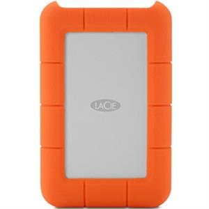 LaCie Rugged Thunderbolt And USB 3.0 External Hard Drive 1TB